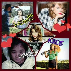 taylor and me