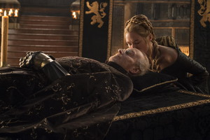 tywin and cersei