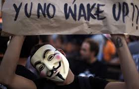 y u no wake up
