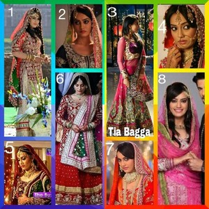 zoya as bride
