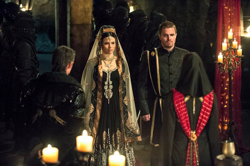 Arrow Wallpaper Possibly With A Candle Led Episode 3 21 Wedding Of Al Sah