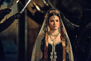 Episode 3.21 - Wedding of Al-Sah-him and Nyssa al Ghul