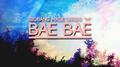 ♣ BIGBANG - BAE BAE M/V ♣