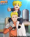 *Bolt / Naruto : Father / Son* - naruto-shippuuden photo