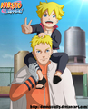 *Bolt / Naruto : Father / Son*