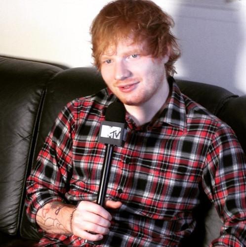 Ed Sheeran wallpaper entitled               Ed Sheeran