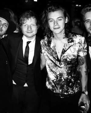 Ed and Harry