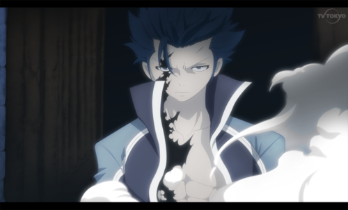 Fairy Tail wallpaper possibly with Anime entitled *Evil Gray Fullbuster*