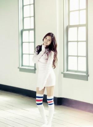 G-Friend Sowon for Arena Homme June 2015