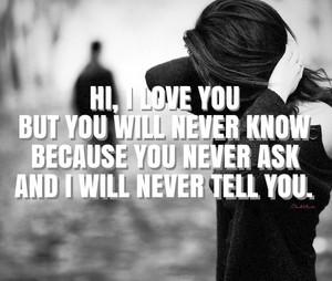 I amor tu