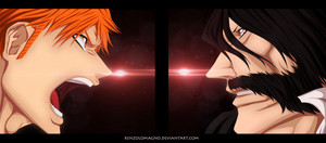 *Ichigo vs Yhwach*