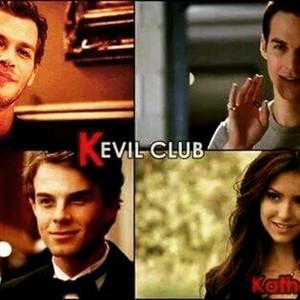 'K' Evil Club