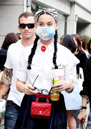 Katy Out and About Tokio