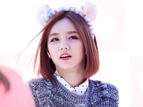 Girl's Day wallpaper containing a pullover called ♥ Lee Hyeri ♥