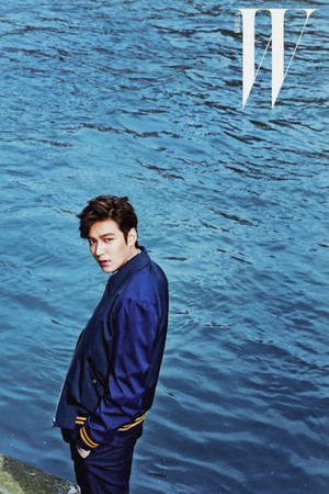 Lee Min Ho for W Magazine