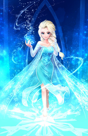 'Let it Go' ~Elsa