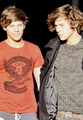 Louis and Harry - one-direction photo