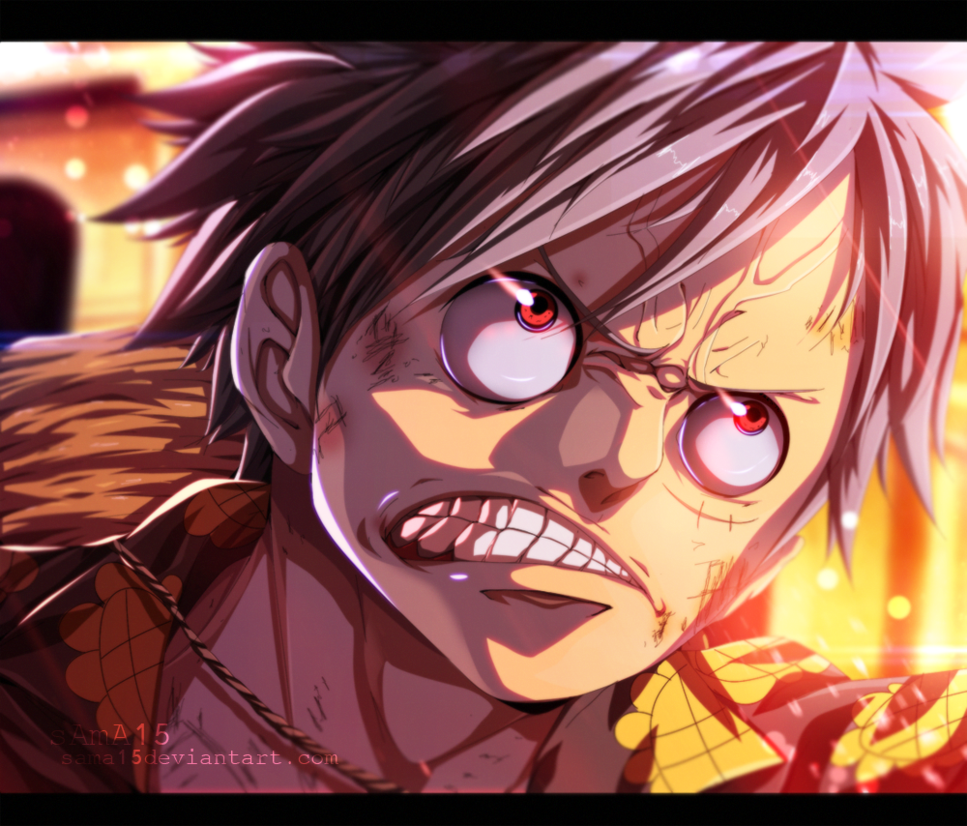 monkey d luffy images luffy ready for gear fourth hd wallpaper