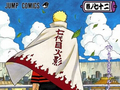 *Naruto Uzumaki Seventh Hokage*