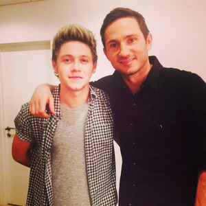 Niall and Frank