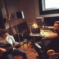 Niam in the studio