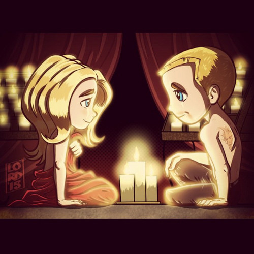 Oliver & Felicity वॉलपेपर titled ♥ Olicity ♥