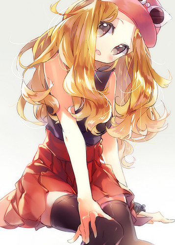 Serena (Pokemon XY) images Pokémon Serena wallpaper and ...