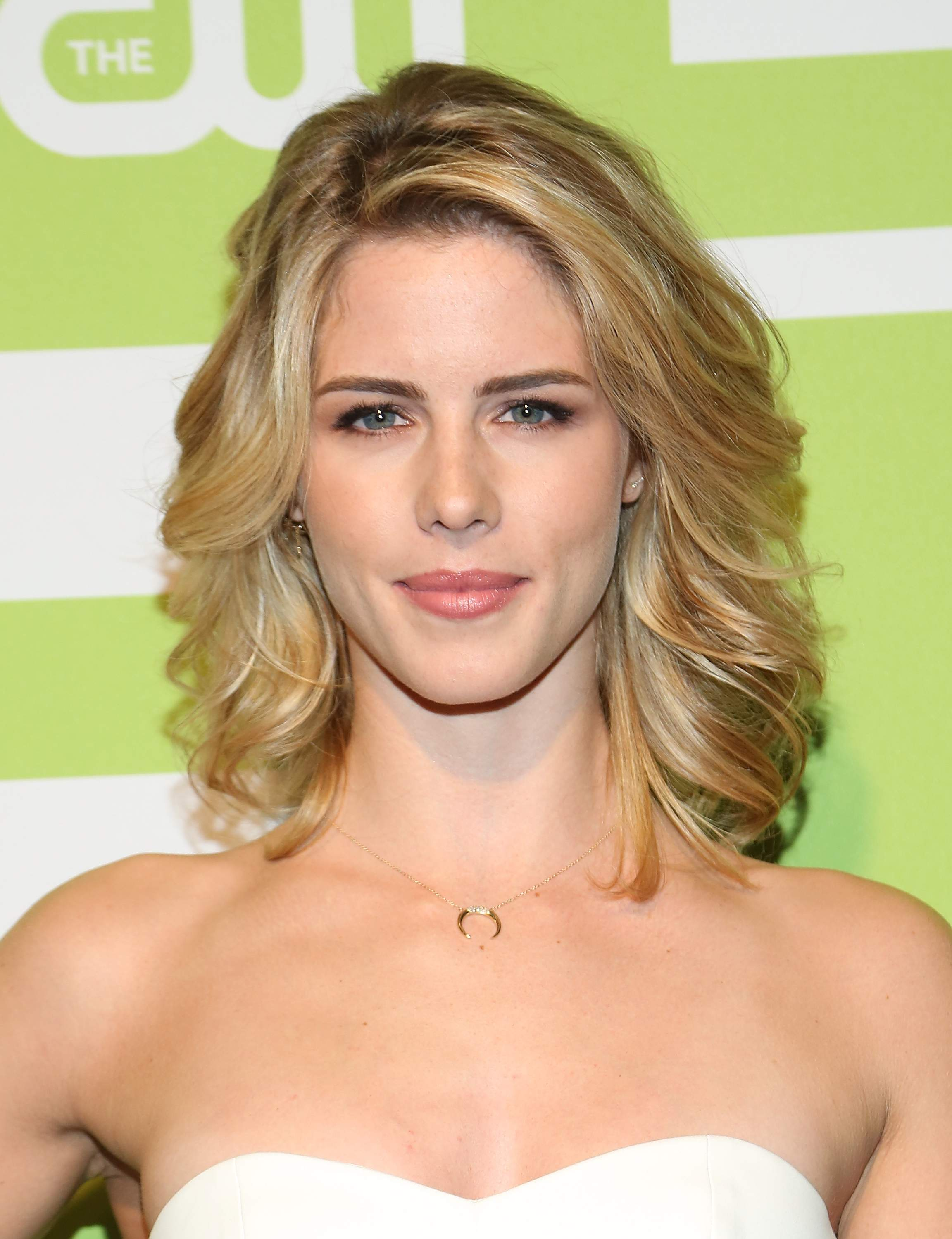 The Cw Network S 2015 Upfront Emily Bett Rickards Photo