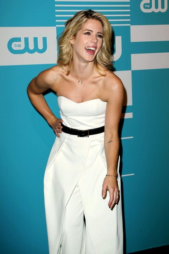 Emily Bett Rickards wallpaper called The CW Network's 2015 Upfront