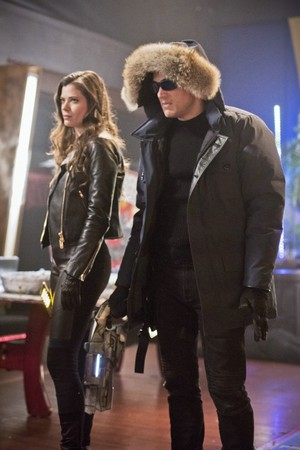 The Flash S1- 1x16- Rogue Time
