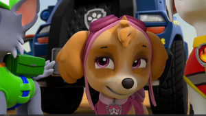 """The New Pup"" Screenshot"