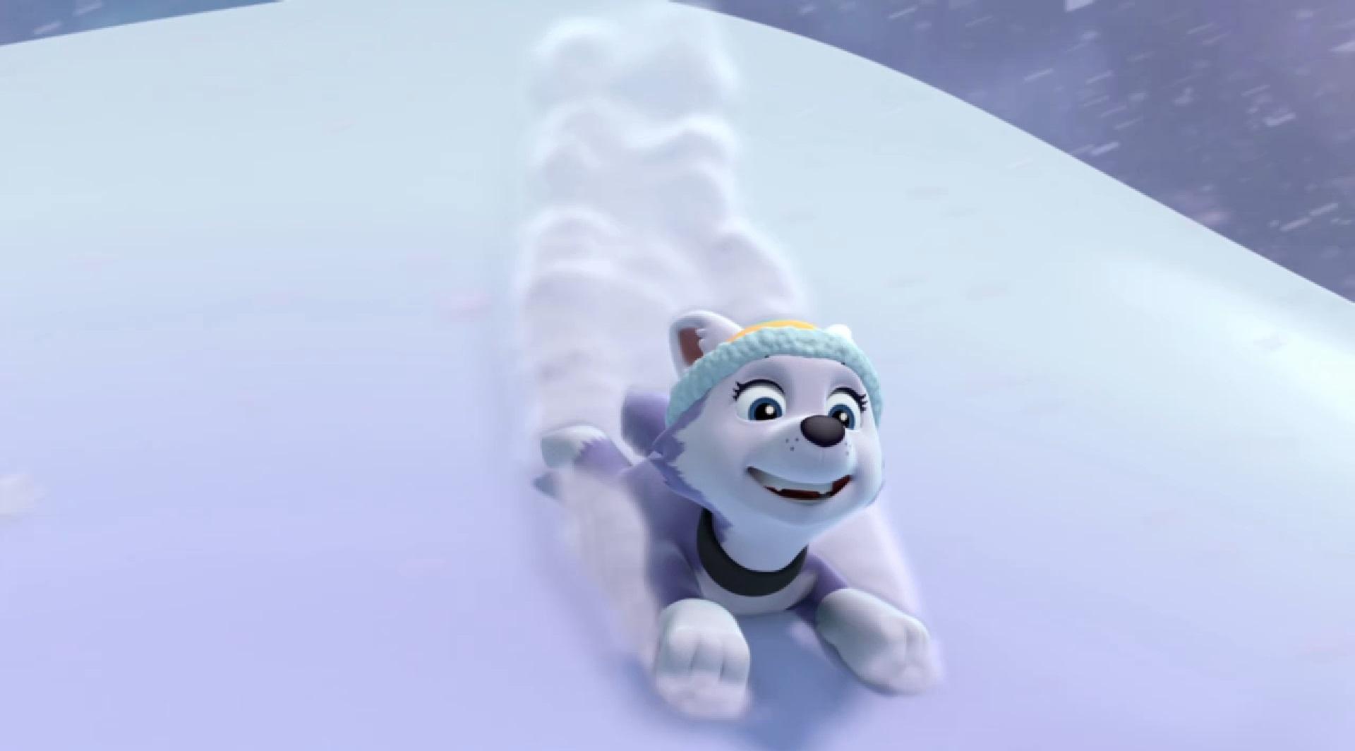 """The New Pup"" Screenshot"