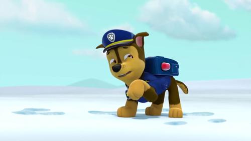 """PAW Patrol karatasi la kupamba ukuta entitled """"The New Pup"""" Screenshot"""