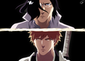 *Uryu vs Ichigo* - bleach-anime photo