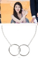 [WARDROBE] ‎IU‬'s bracelet during the (주)멕시카나 ‪‎Mexicana‬ Fansign Event