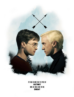 its you again!! by Drarry Lover on fanfiction net - Harry