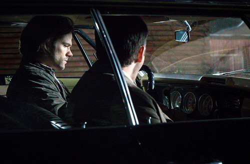 "Sam Winchester fond d'écran containing a grand piano called 10x20 ""Angel Heart"""