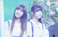 150420 Oh My Girl Arin and Mimi Debut Showcase