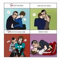 4 Kisses