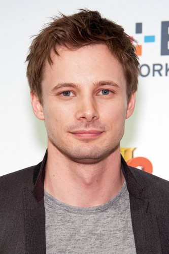 Bradley James wallpaper with a portrait entitled A E Networks Upfront 2015