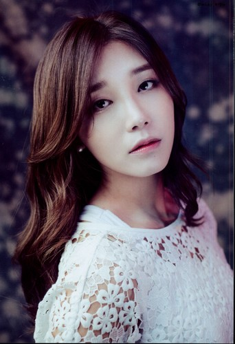 Korea Girls Group A Pink wallpaper possibly containing a portrait entitled A-Pink for AJ Girls Vol.1