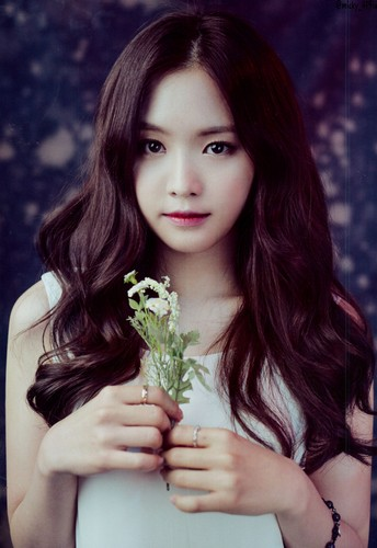 Korea Girls Group A Pink wallpaper containing a broccoli entitled A-Pink for AJ Girls Vol.1