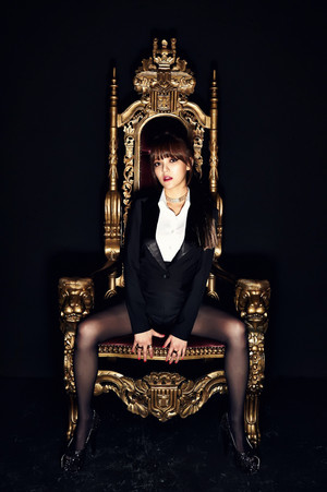 "AOA Jimin ""N-Project"" teaser"
