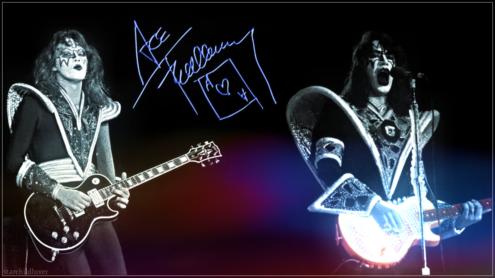 Ace Frehley - Ace Frehley Wallpaper (38423778) - Fanpop