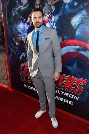 Age Of Ultron Premiere.