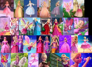 All of Barbie™ Character: 2001 - 2015