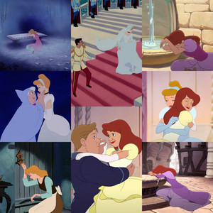 Anastasia and Cinderella similarities