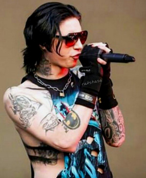 Andy ~The Monsters Of Rocks ~Brazil (Photo 의해 ©Camila Cara e 에일, 에 일 Frata)