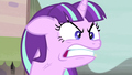 Angry poney