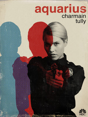 Aquarius Poster - Charmain Tully